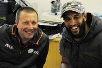 JJB meets Steve Ganson