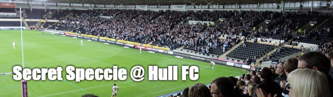 Secret Speccie - Hull FC