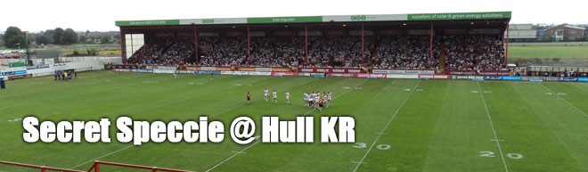 Secret Speccie - Hull KR