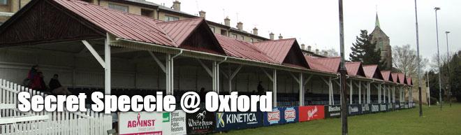 Secret Speccie - Oxford