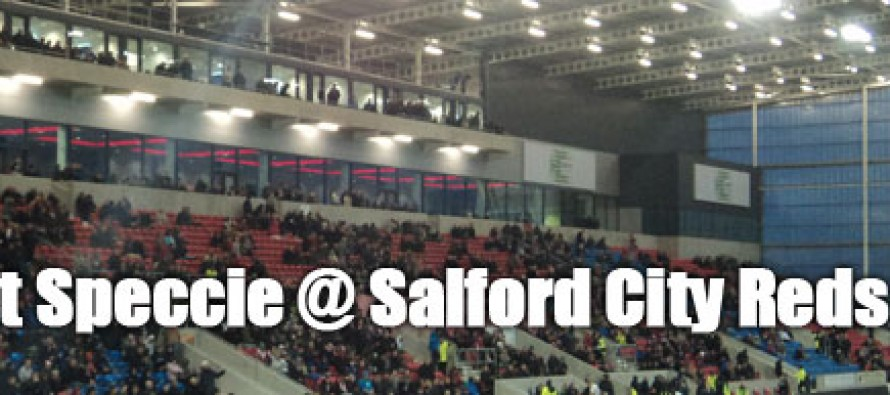 Secret Speccie: Salford City Reds
