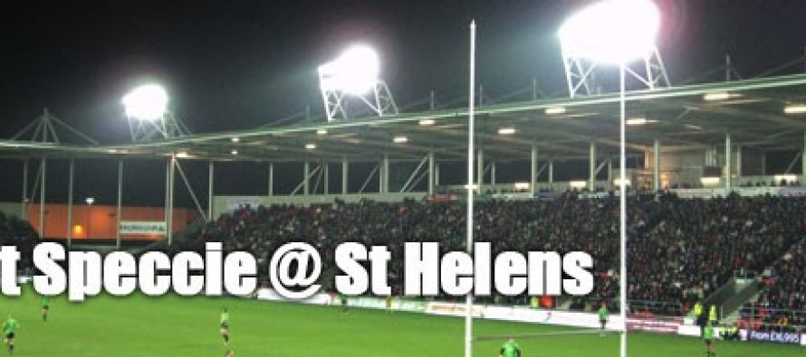Secret Speccie: St Helens