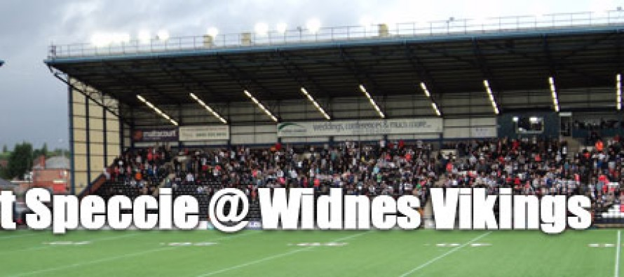 Secret Speccie: Widnes Vikings