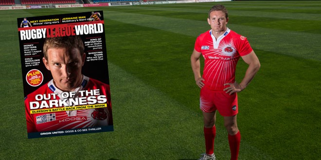 Salford Red Devils can make play-offs, says Gleeson