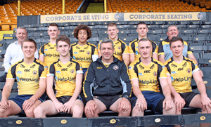 Castleford Tigers Academy signings