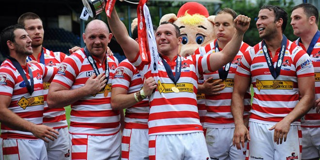 Wigan prop joins Leigh Centurions on loan