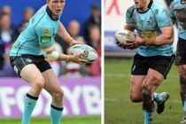 Wigan sign Sarginson and Clubb