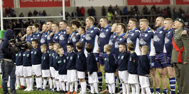 Rugby League European Championship fixtures announced