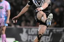 Kiwis shock Aussies to take a grip on Four Nations