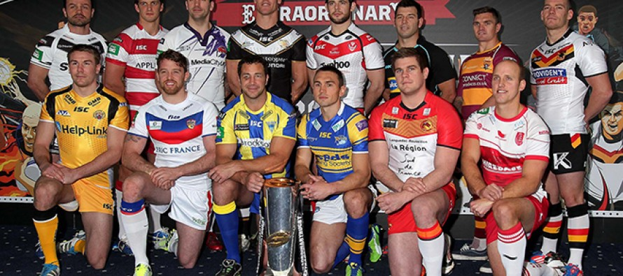 Talking Rugby League: Let Super League 2014 commence