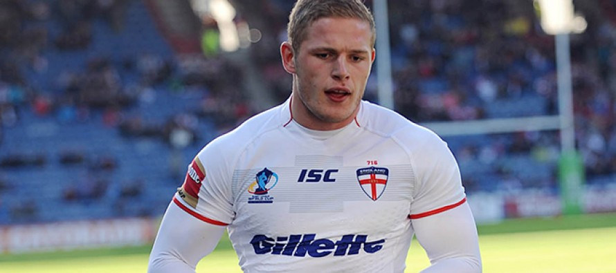 Off the field interview: George Burgess