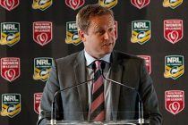 NRL chief Dave Smith wants to see international expansion
