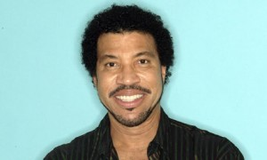 Moore appeared on the South Stand Music CD signing Lionel Richie's Hello. ©Guardian