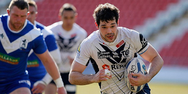 French Rugby League: Toulouse surrender to Catalans
