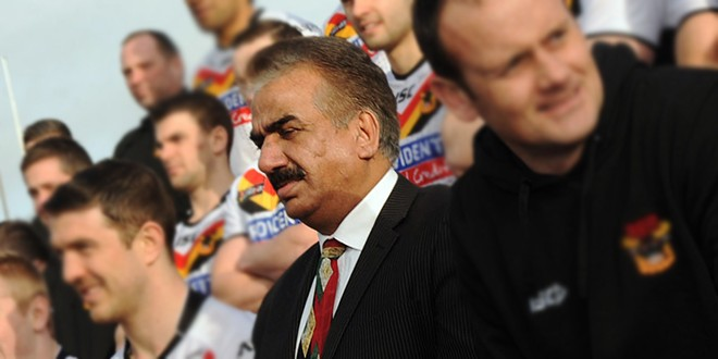 RFL chase Omar Khan for £905,000