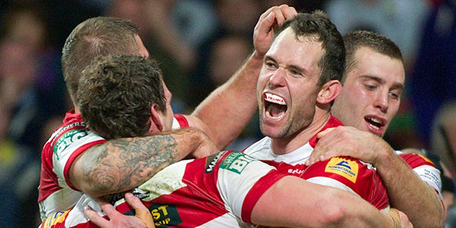 Wigan Warriors ignored at SPOTY, but now it's your choice