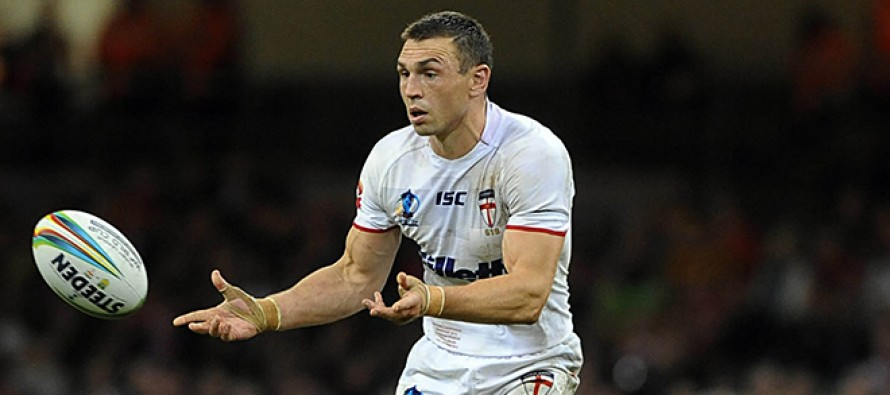 Kevin Sinfield retires from international RL