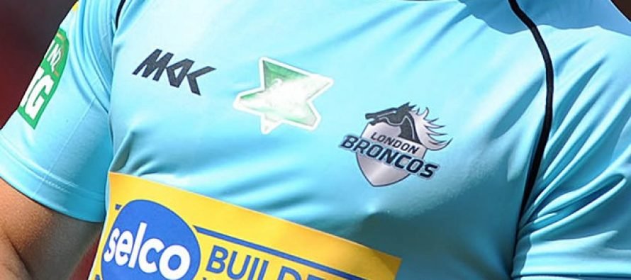 London Broncos making steady progress