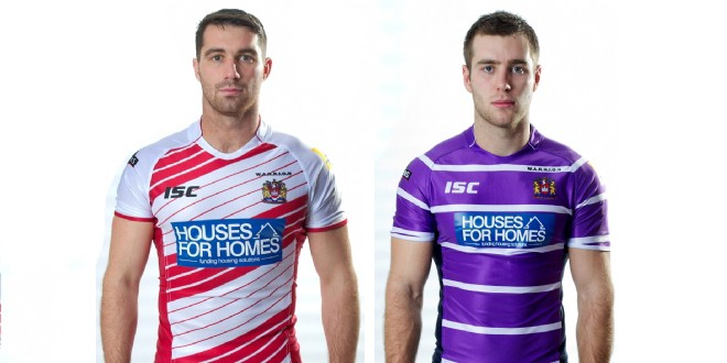 Competition: Win a 2014 Wigan Warriors shirt