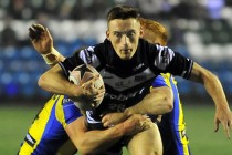 Cunningham plays down move for Widnes half Gilmore