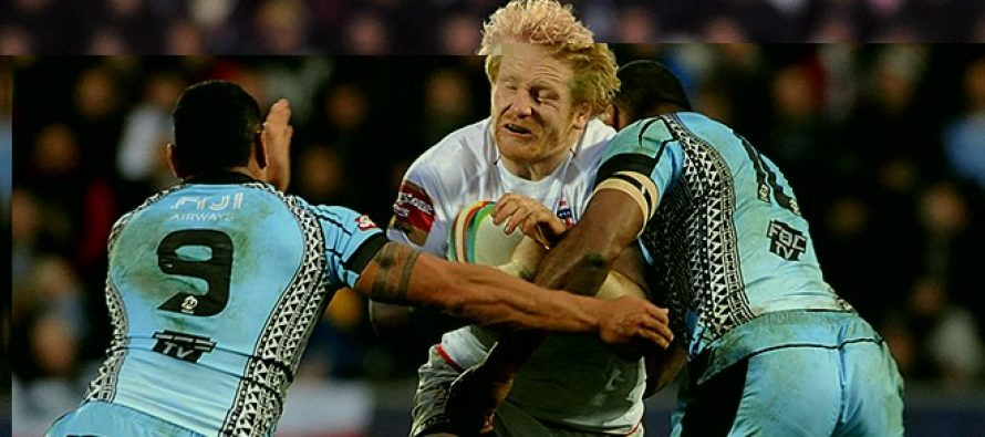 James Graham's fiery NRL debut season