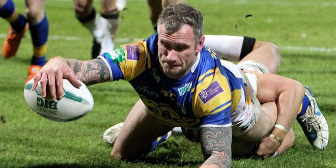Jamie Peacock claims Wakefield game is his 500th