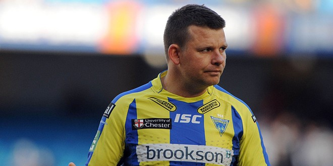 Warrington call in Lee Briers' help to prepare for cup clash