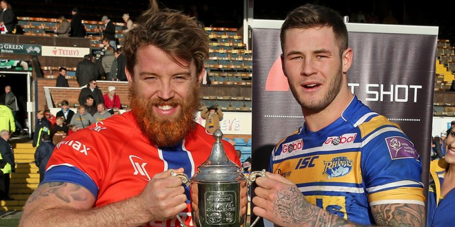 Rhinos and Wildcats ready to kick off 2015 pre-season