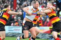 Michael Platt signs up at Salford Red Devils