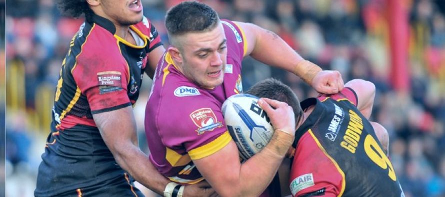 Batley Bulldogs and Doncaster deducted 3 points by RFL