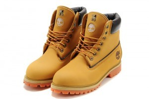 Timberland boots - Jake Webster's favourite footwear.