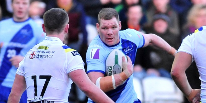 Danny Tickle relishing Halifax return