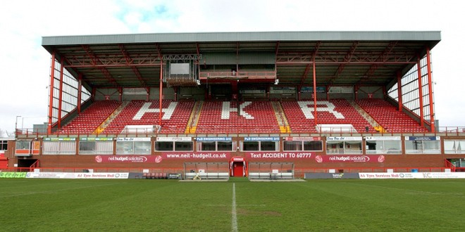 Two KC stadiums in Hull as Rovers announce new sponsor