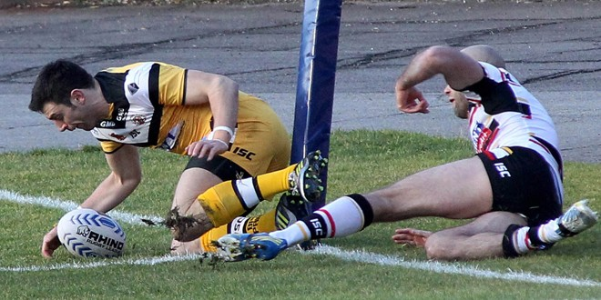 Castleford Tigers release Charlie Martin