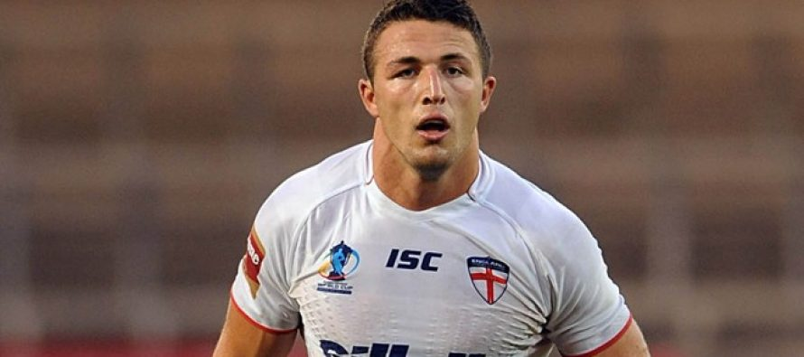 Bookies provide odds on Sam Burgess' Rugby League return
