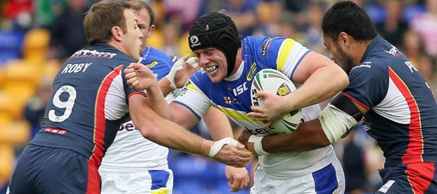 Match report: Warrington Wolves 12-25 Hull Kingston Rovers