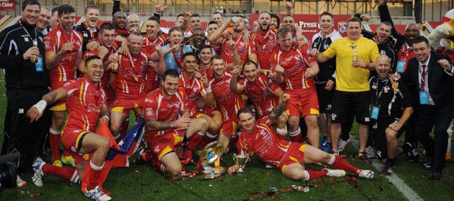 Brambani wants Sheffield Eagles to soar in cup again