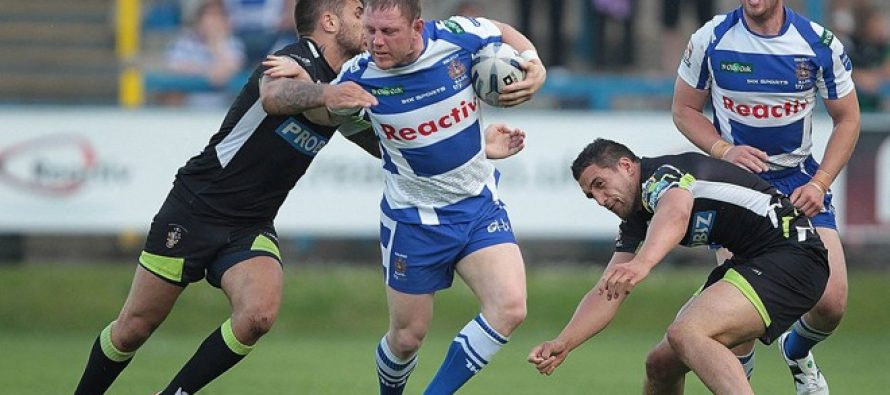 Halifax chairman: Featherstone red hot favourites for second
