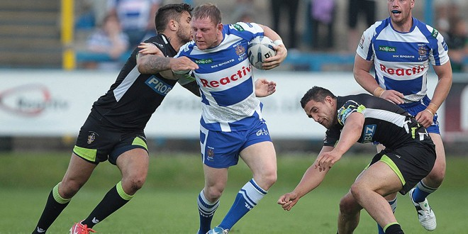 Championship preview: Featherstone Rovers V Halifax