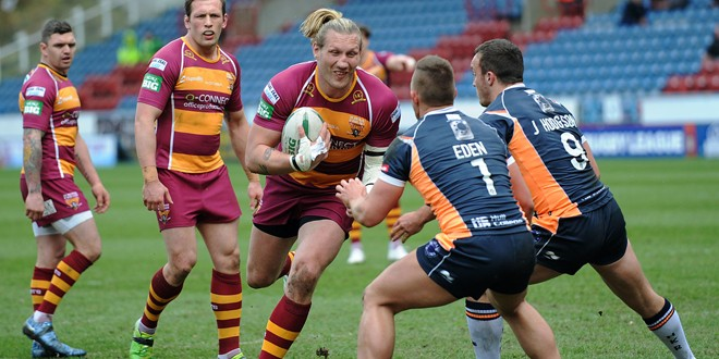 Match preview: Hull KR v Huddersfield Giants