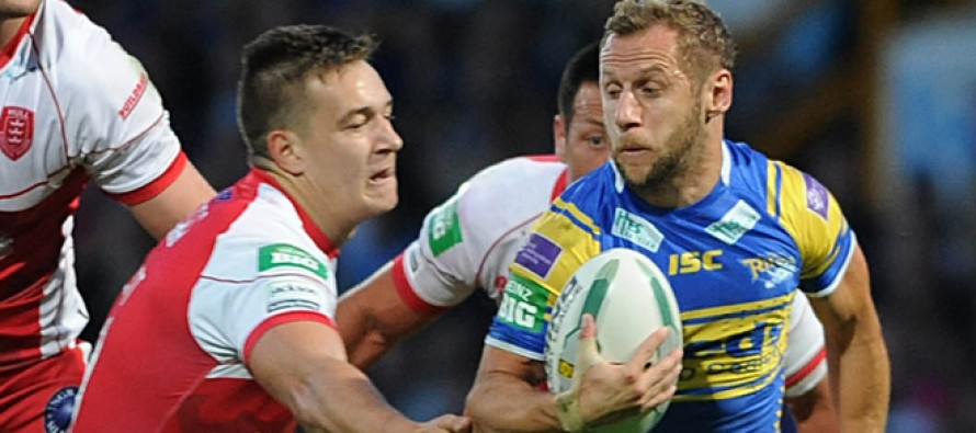 Video highlights: Leeds Rhinos v Hull Kingston Rovers