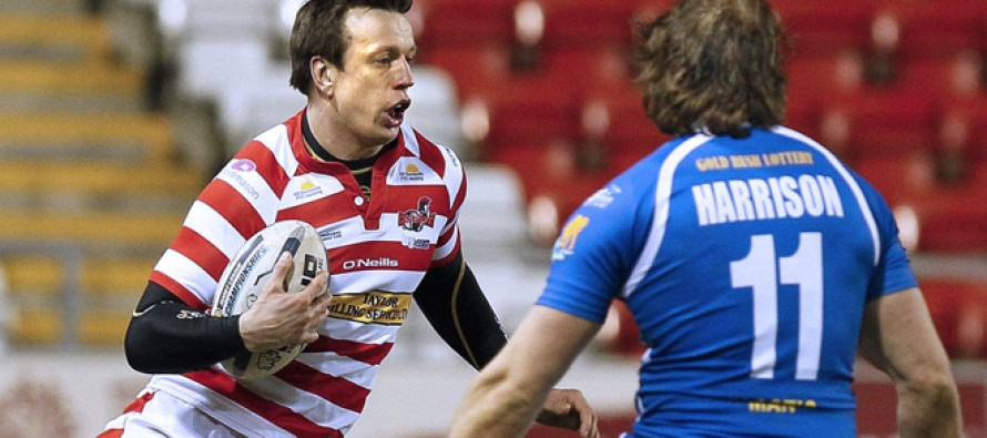 Championship preview: Leigh Centurions v Whitehaven
