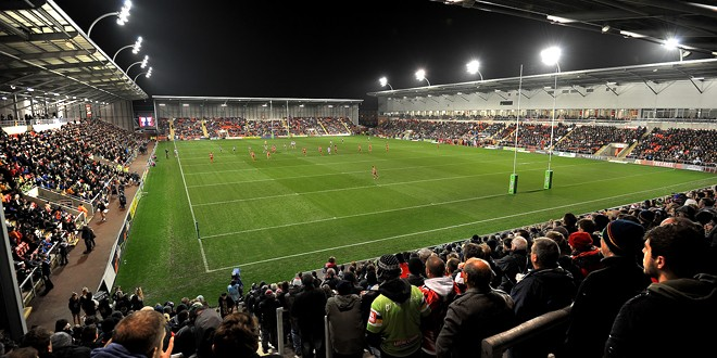 Swinton to play 2014 home fixtures in Leigh