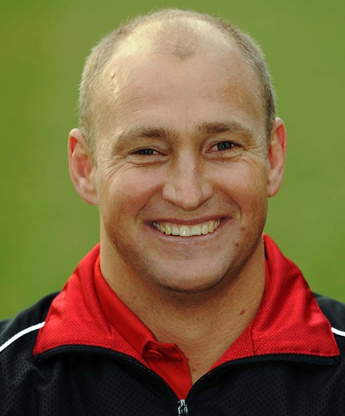 St Helens coach Nathan Brown. ©RLPhotos