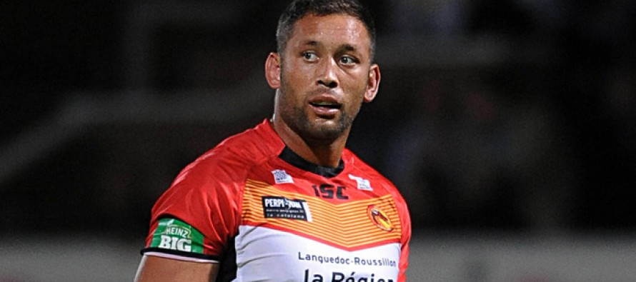 Super League: Dragons trio return for Salford clash