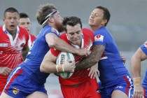 Video highlights: Wakefield Wildcats v Salford Red Devils