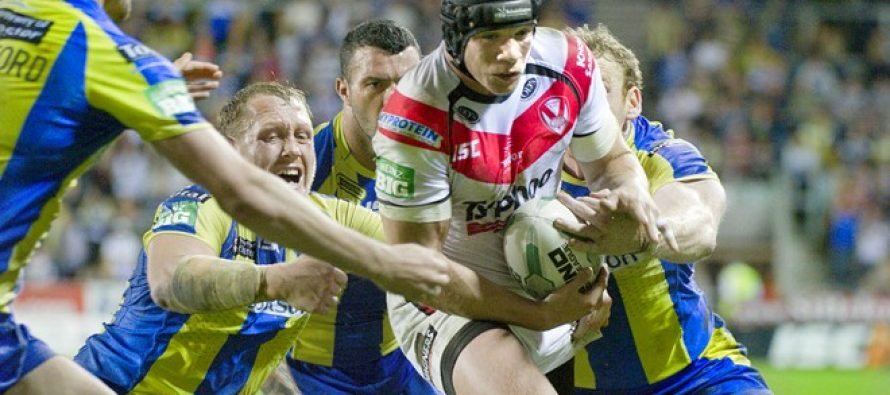 Super League preview: Warrington Wolves V St Helens