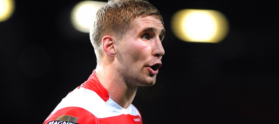 Sam Tomkins on his 'up-and-down' start to NRL life