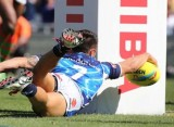 Three teams unbeaten in day one of NRL Nines