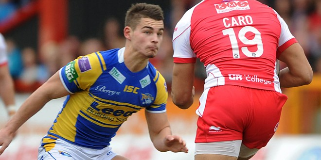 Leeds Rhinos name cup final squad